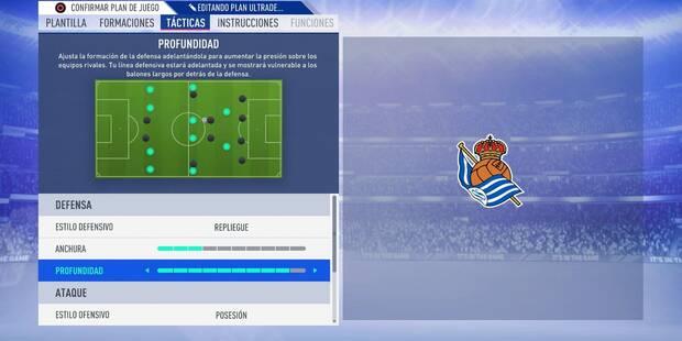 Las MEJORES tácticas y formaciones de FIFA 19 - Cómo hacerlas y consejos