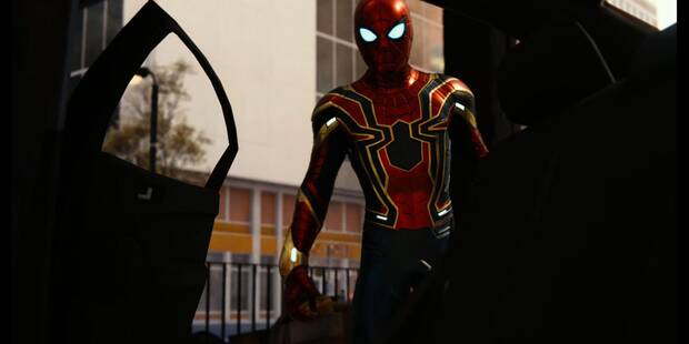 El que se escapó en Spider-Man (PS4) - Misión principal