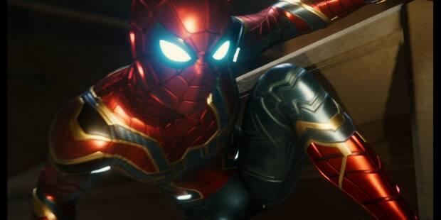 ...a las brasas en Spider-Man (PS4) - Misión principal