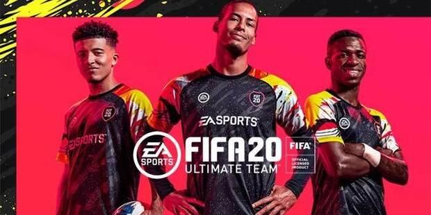 FIFA 20: los mejores jugadores en el Ultimate Team