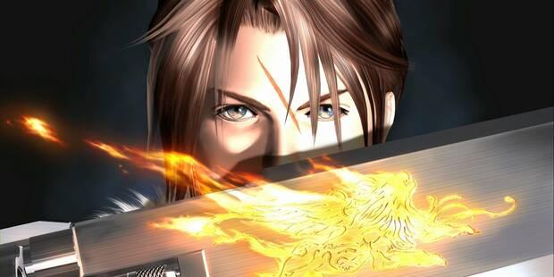 Historia al 100% en Final Fantasy VIII
