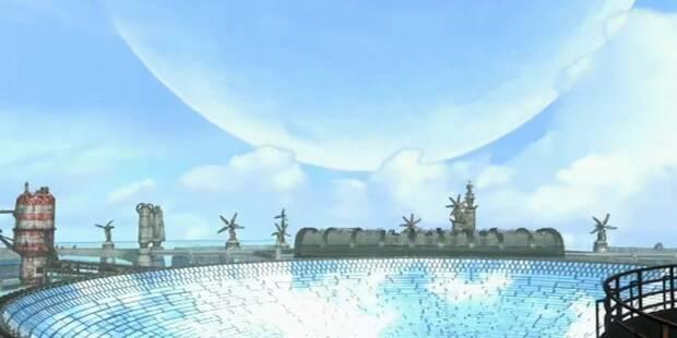 Fisherman's Horizon en Final Fantasy VIII: 100% y secretos