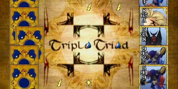 Final Fantasy VIII Remastered - Triple Triad