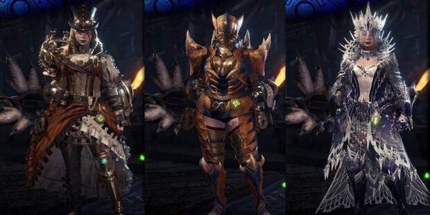 Armas y armaduras en Monster Hunter World Iceborne: cómo conseguirlas