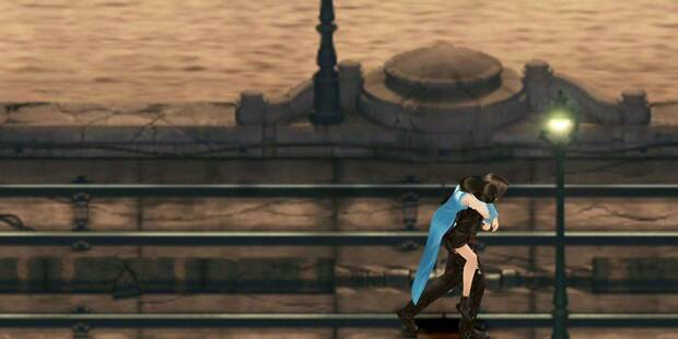 Rumbo a Esthar en Final Fantasy VIII: 100% y secretos