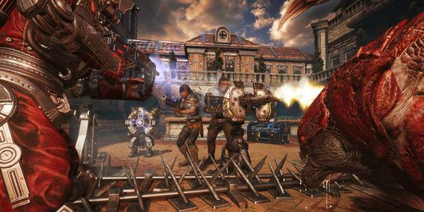Gears 5: El funcionamiento y las novedades del modo Horda