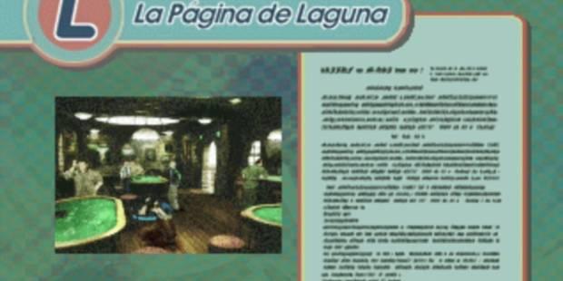 Final Fantasy VIII Remastered - La página de Laguna