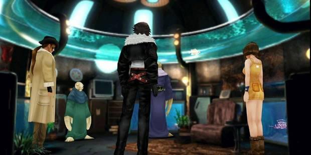 Final Fantasy VIII Remastered - El Pueblo Shumi