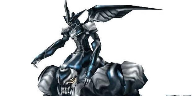 Final Fantasy VIII Remastered - Ente Omega
