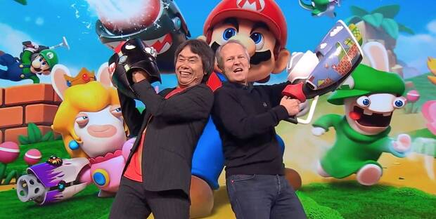 Resumen: Miyamoto y Beyond Good & Evil 2 impulsan a Ubisoft en el E3 2017 Imagen 2