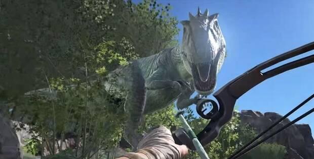 domar dinosaurios ark survival evolved