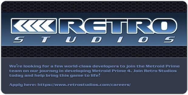 Retro Studios está contratando desarrolladores para Metroid Prime 4 Imagen 2