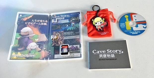 Así es la edición física de Cave Story+ para Nintendo Switch Imagen 7