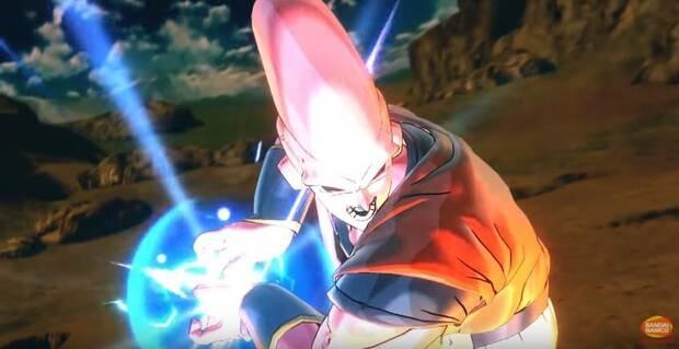 Dragon Ball Xenoverse 2 presenta a Buu y a Dabra  Imagen 2