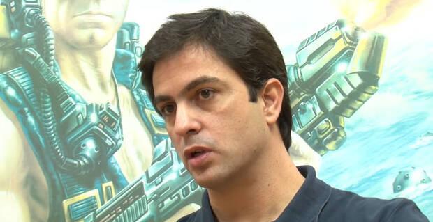 Manuel Moreno: llevando los videojuegos al Parlamento Europeo con una historia de romanos Imagen 6