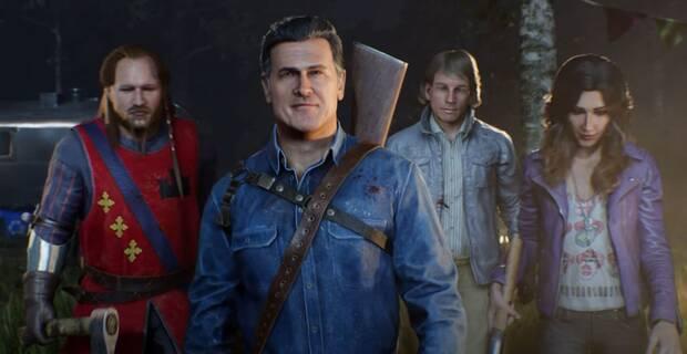 Evil Dead: The Game se retrasa a 2022