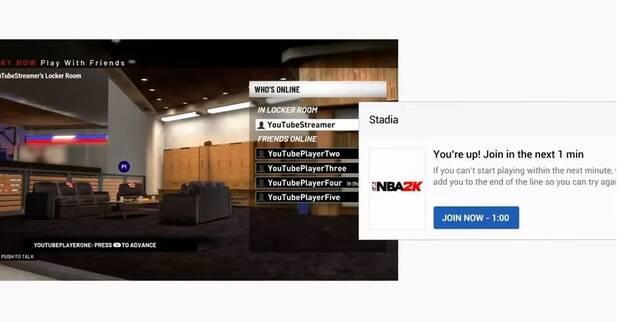 Google Stadia permitirá a los youtubers jugar con su audiencia Imagen 2