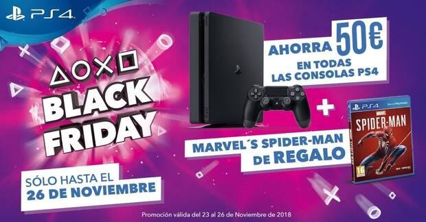 Black Friday 2018 Sony Repasa Sus Ofertas En Packs Mandos Juegos