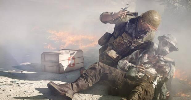 Como sanar en Battlefield 5