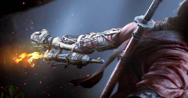 Sekiro: Un fan crea un espectacular brazo protésico inspirado en el juego Imagen 2