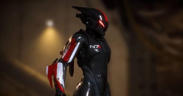 Anthem contará con una armadura inspirada en Mass Effect Imagen 2