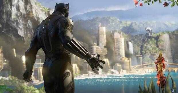 Marvel's Avengers E3 2021