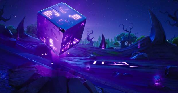 Fortnite Battle Royale - El cubo Kevin