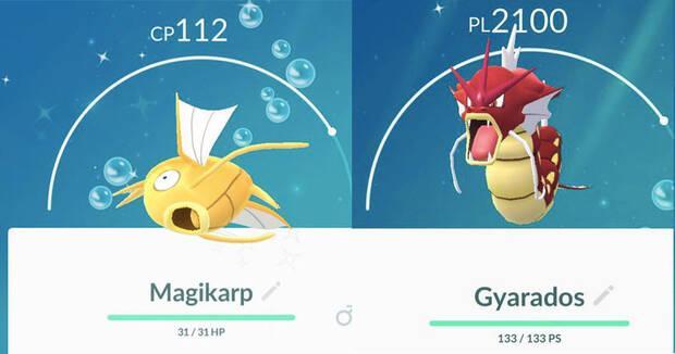 pokemon shiny pokemon go