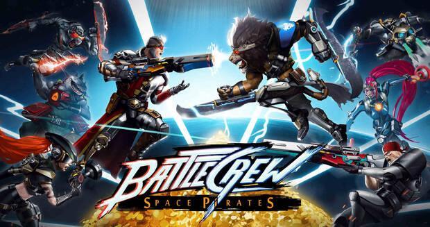 BATTLECREW Space Pirates Imagen 1