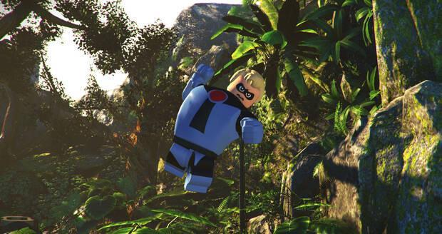 Crónica: TT Games lleva las dos películas de Los Increíbles al mundo LEGO Imagen 2