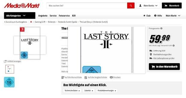 La supuesta filtración de The Last Story II es falsa Imagen 2