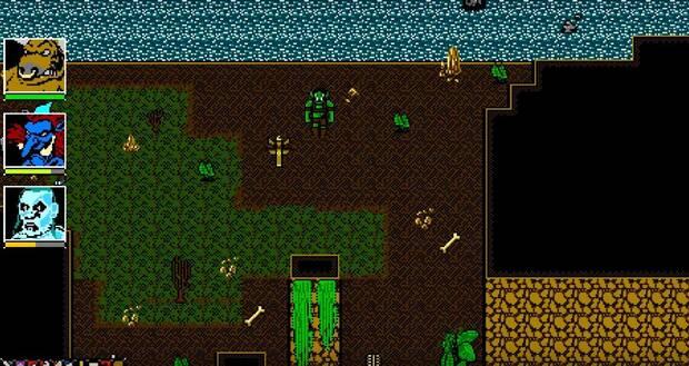 Imaginan cómo sería World of Warcraft en una NES Imagen 3