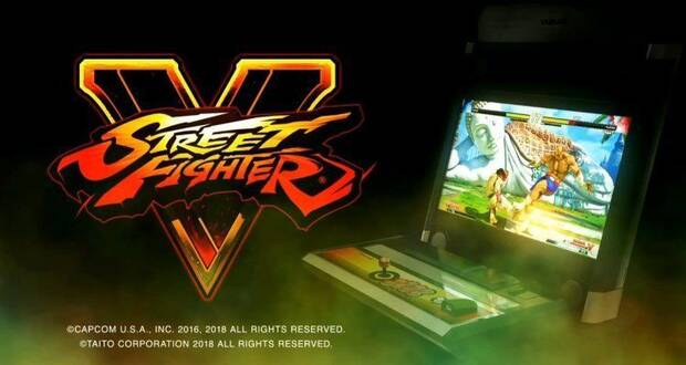 Street Fighter V: Arcade Edition tendrá versión para recreativas Imagen 2
