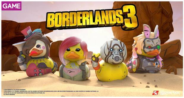 GAME celebra la llegada de Borderlands 3 y detalla todas su ediciones y merchandising Imagen 4