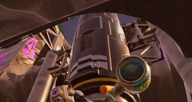 Fortnite Battle Royale, Guardia del supervillano, Misil Nuclear, Omega