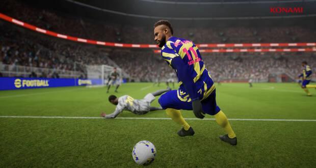 Neymar on eFootball