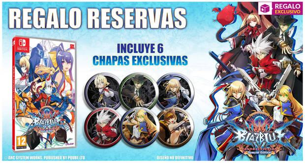 GAME detalla su incentivo para BlazBlue: Central Fiction Special Edition Imagen 2