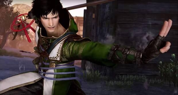Warriors Orochi 4 ofrece un nuevo tráiler y nos presenta a Xu Shu Imagen 2