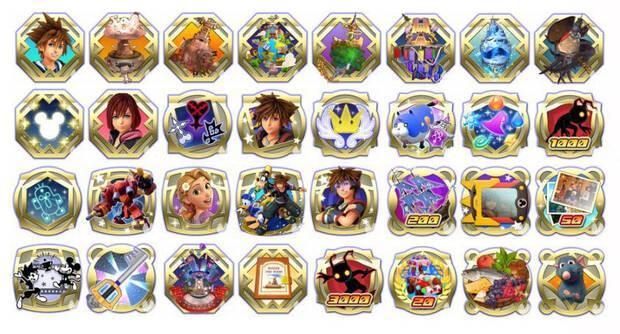Cómo conseguir todos los trofeos de bronce en Kingdom Hearts 3