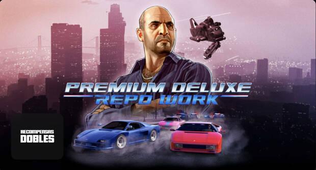 Double the rewards in GTA Online