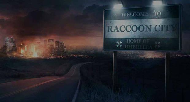 Resident Evil 7 Easter Egg Cartel de bienvenida