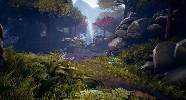 Cambios clave en la jugabilidad de Naamu: The Lost Essence y Shards of Hope Imagen 3