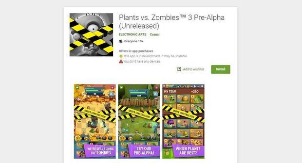 Pronto podríamos ver el nuevo Plants vs. Zombies: Garden Warfare