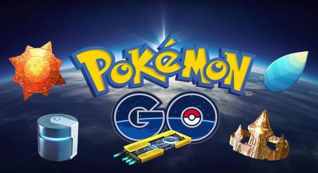 piedras de evolución pokemon go