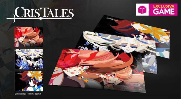 GAME opens Cris Tales pre-orders, with an exclusive set of in-game postcards