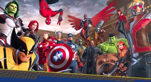 Marvel Ultimate Alliance 3: The Black Order Imagen 1