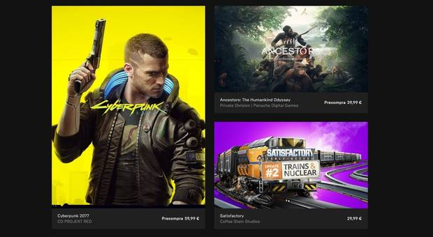 Epic Games Store: Todos sus juegos exclusivos que no están en Steam Imagen 2