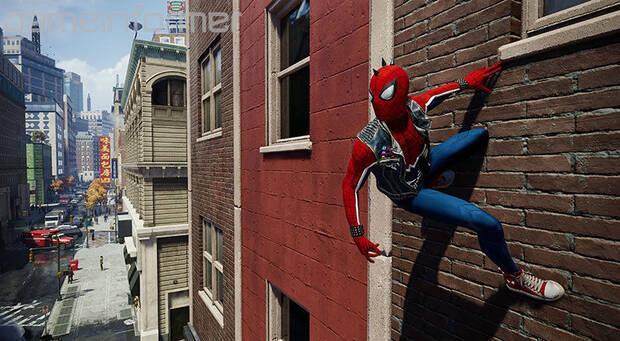 Spider-Man detalla sus misiones secundarias y algunos de los gadgets Imagen 3