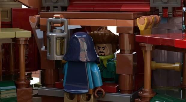 Zelda: Breath of the Wild y LEGO se fusionan en esta genial figura Imagen 5