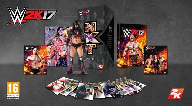 WWE 2K17 Imagen 1